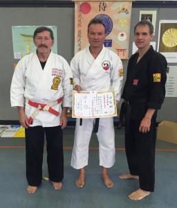 Frank Gronert Consulting Karate